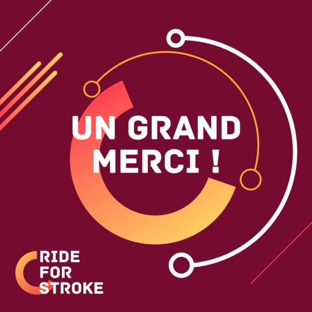 Merci à tous pour votre présence et votre soutien lors de la conférence de presse ; le projet #RideForStroke est officiellement lancé ! 🎊  Le site est en ligne, n'hésitez pas à le découvrir. Le lien est dans notre profil. 🚲
