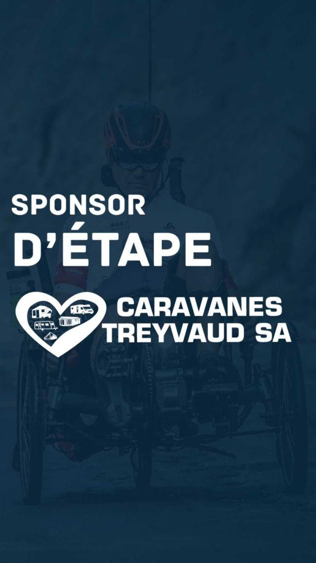 Ride For Stroke - Caravanne Treyvaud. Caravanne Treyvaud est notre sponsor d'étape de Zeven (DE) à Chauny (FR) et nous permet de réaliser ce voyage 🚴♂️ en nous mettant à disposition un camping-car adapté à nos besoins. 🏕️ Un grand merci à eux pour leur soutien dans ce projet ! 🙏🏻