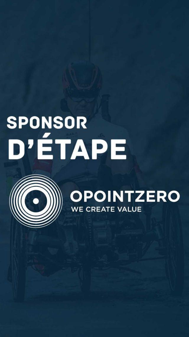 Ride For Stroke - OPOINTZERO. @opointzero  est le dernier sponsor d'étape qu'on vous présente. Il couvrira la première étape de Trondheim (NOR) à Fiskebäckskil (DK) 🚴♂️ et réalisera toute la communication durant le périple. 💬 Merci pour son précieux soutien dès le début de ce projet. 🙏🏻