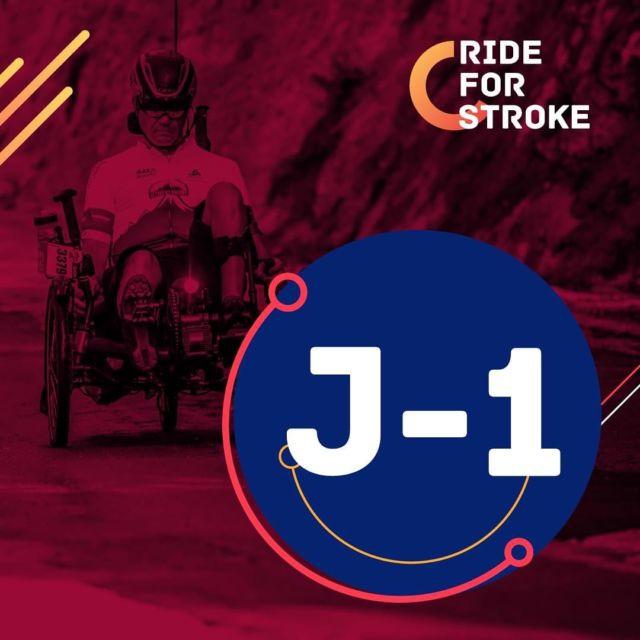 🤩 Demain, mercredi 7 juillet à midi @christiansalamin va donner ses premiers coups de 🚴🏻♂️ pédales pour le départ officiel du périple de 5400km.  #motivation #roadtrip #challenge #avc #norvege #velo #trike #courage #stroke #strokesurvivor #athlete