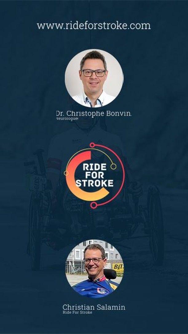 Ride For Stroke - Interview Dr. Bonvin. En cette journée spéciale pour Christian 🚴♂️ et dans le but de continuer la sensibilisation vis-à-vis de l'AVC, découvrez dans cette vidéo l'interview du Dr. Bonvin, neurologue à l'@hopitalduvalais_spitalwallis.  #velo #sport #valais #Suisse  #RideForStroke  #AVC  #periple #campingcar  #bike  #positivesvibes  #roadtrip  #sport #motivation #goodvibes